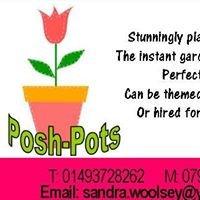 Posh-Pots