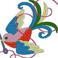 The Sewing Birds at Silver Needle Designs