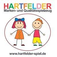 Hartfelder - Marken- und Qualitätsspielzeug