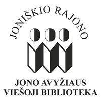 Joniškio rajono savivaldybės Jono Avyžiaus viešoji biblioteka