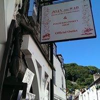 Joan The Wad & Polperro Piskey Shop