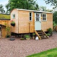 Witherdon wood shepherds hut