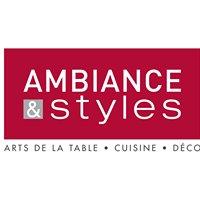 Ambiance et Styles Rezé