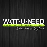 Wattuneed