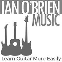 Ian O'Brien Music - Guitar Lessons