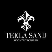 Tekla Sand Hochzeitskerzen