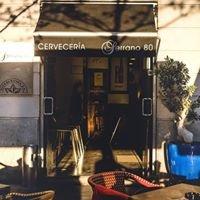 Serrano 80 Café - Restaurante