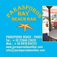 Parasporos Bay Beach Bar