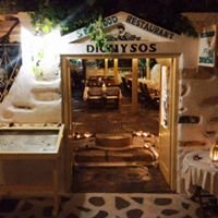 Dionysos Restaurant Garden