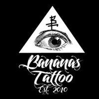 Bananas Tattoo