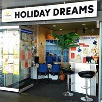 Reisebüro HOLIDAY Dreams am Flughafen Leipzig/Halle
