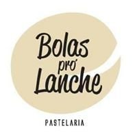 Bolas Pró Lanche