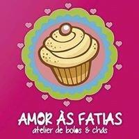 Amor às Fatias Atelier de Bolos & Chás e Cake Design