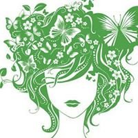 Harriet's organic hairdressing