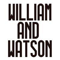 William and Watson
