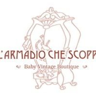 L Armadio Che Scoppia Baby Vintage Boutique.Dodidi Vintage Bologna Italia