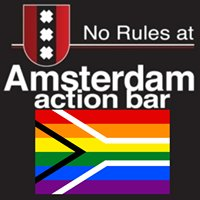 Amsterdam Action Bar - Cape Town - closed permanently