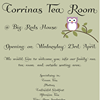 Corrina's Tea Room