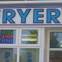 Fryery Fish and Chips, Pizza's & Kebabs