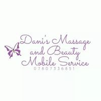 Danis Massage and Beauty- Mobile Service