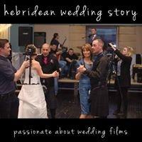 Hebridean Wedding Story