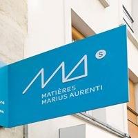 Matières Marius Aurenti