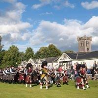 Aberlour Strathspey Highland Games