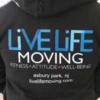 Live Life Moving - Asbury Park