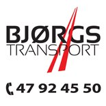 BJØRGS BUDBIL OG TRANSPORT AS avd. OSLO