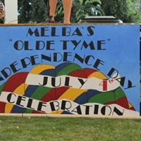 "Melba ""Olde Tyme"" 4th of July"