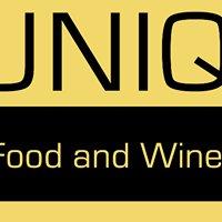 Unique Food and Wine