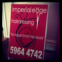 Imperial Edge Hair