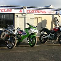BRC Motorcycles and Clothing