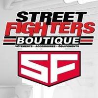 Street Fighters Boutique - Équipement d'Arts Martiaux