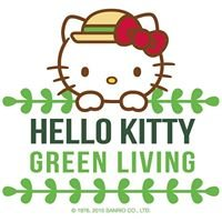 Hello Kitty Green Living
