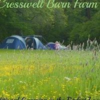 Cresswell Barn Farm Campsite