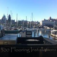 300 Flooring Installations