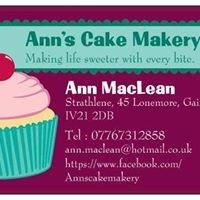 Ann's Cake Makery