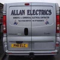 Allan Electrics Electrical contractor