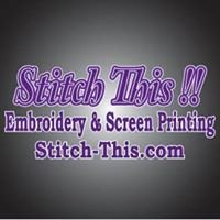 Stitch This  Embroidery & Screen Printing