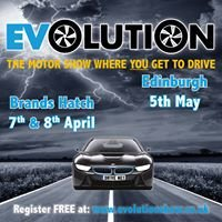 Evolution Motor Shows