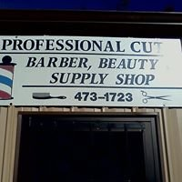 Professional Cuts Barber, Beauty & Supply Shop