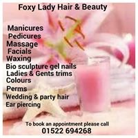 FOXY LADY HAIR & BEAUTY