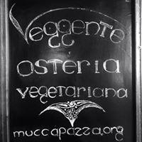 VegGente osteria vegetariana vegana ex Mucca Pazza