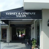 Sydney and company hair salon