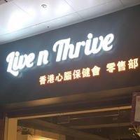 Live n Thrive 香港心腦保健會