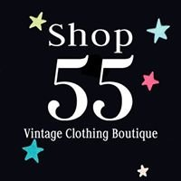 Shop 55 Vintage Clothing Boutique
