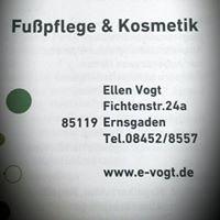Fußpflege & Kosmetik Ellen Vogt