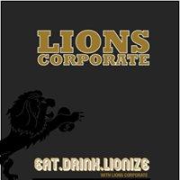 Lions Corporate - AFL Hospitality