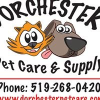 Dorchester Pet Care & Supply